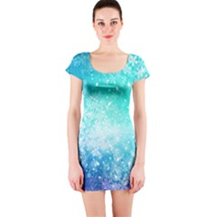 Sakura Short Sleeve Bodycon Dress by Wanni