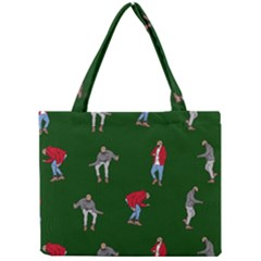Drake Ugly Holiday Christmas 2 Mini Tote Bag by Onesevenart