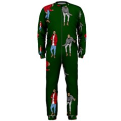 Drake Ugly Holiday Christmas 2 OnePiece Jumpsuit (Men)