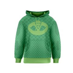 Pj Masks Gecko Kid s Hooded Pullover Sweatshirt by rocketmommy