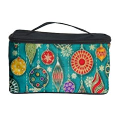 Ornaments Homemade Christmas Ornament Crafts Cosmetic Storage Case by AnjaniArt