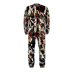 Abstract floral design OnePiece Jumpsuit (Kids) by Valentinaart