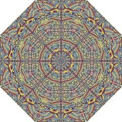 Multicolor Abstract Folding Umbrellas
