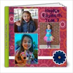 year7 - 8x8 Photo Book (20 pages)