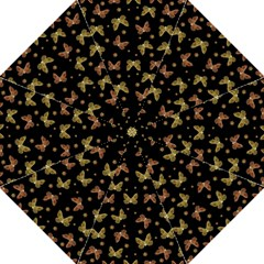 Insects Motif Pattern Straight Umbrellas by dflcprints
