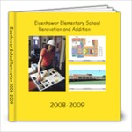 Construction Book - 8x8 Photo Book (30 pages)