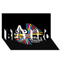 Above & Beyond  Group Therapy Radio Best Bro 3d Greeting Card (8x4) by Onesevenart