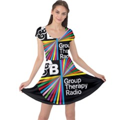 Above & Beyond  Group Therapy Radio Cap Sleeve Dresses by Onesevenart