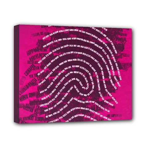 Above & Beyond Sticky Fingers Canvas 10  X 8  by Onesevenart