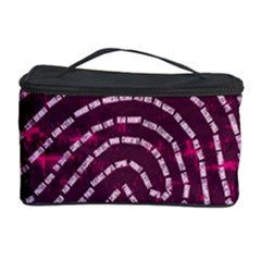 Above & Beyond Sticky Fingers Cosmetic Storage Case by Onesevenart