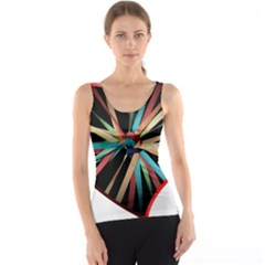 Above & Beyond Tank Top by Onesevenart