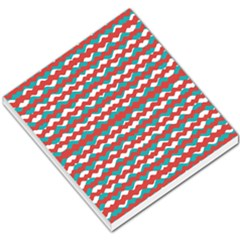 Geometric Waves Small Memo Pads by dflcprints