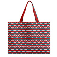 Geometric Waves Medium Tote Bag by dflcprints