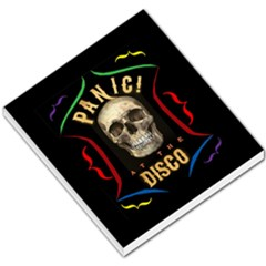 Panic At The Disco Poster Small Memo Pads by Onesevenart