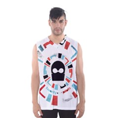 Twenty One Pilots Men s Basketball Tank Top by Onesevenart