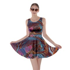 Voodoo Child Jimi Hendrix Skater Dress by Onesevenart