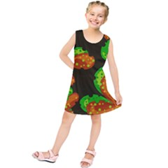 Autumn leafs Kids  Tunic Dress