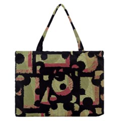 Papyrus  Medium Zipper Tote Bag by Valentinaart