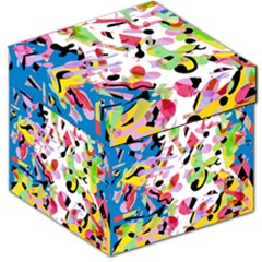 Colorful Pother Storage Stool 12   by Valentinaart