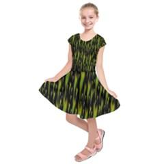 Tulips For The Soul Kids  Short Sleeve Dress