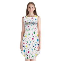 Bol Ball Sleeveless Chiffon Dress