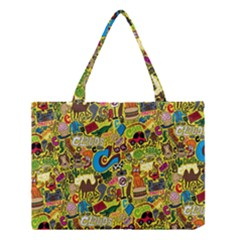 C Pattern Medium Tote Bag