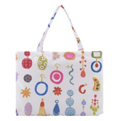 Interior Medium Tote Bag