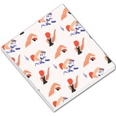 Olympics Swimming Sports Small Memo Pads by AnjaniArt