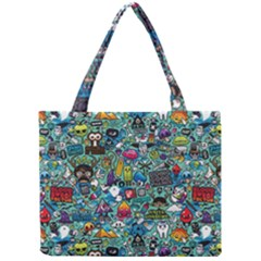 Monster Mini Tote Bag