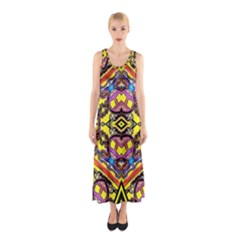 Spirit Time5588 52 Pngyg Sleeveless Maxi Dress