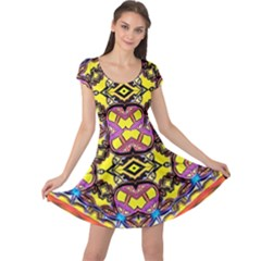 Spirit Time5588 52 Pngyg Cap Sleeve Dresses