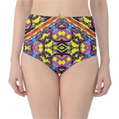 Spirit Time5588 52 Pngyg High Waist Bikini Bottoms