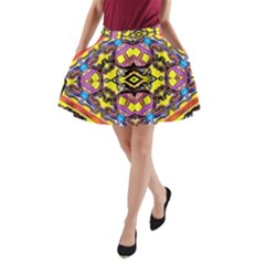 Spirit Time5588 52 Pngyg A Line Pocket Skirt