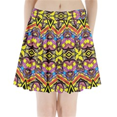 Spirit Time5588 52 Pngyg Pleated Mini Skirt