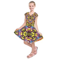 Spirit Time5588 52 Pngyg Kids  Short Sleeve Dress