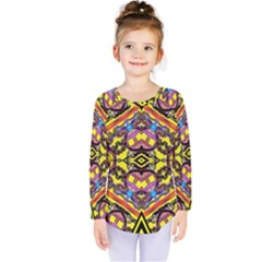 Spirit Time5588 52 Pngyg Kids  Long Sleeve Tee