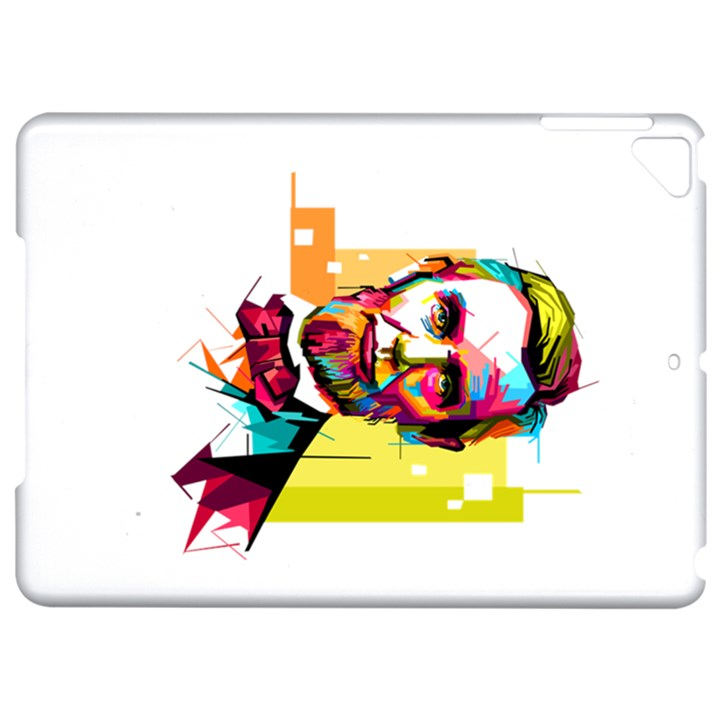 Abraham Lincoln Apple iPad Pro 9.7   Hardshell Case
