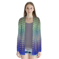 Metallizer Art Glass Cardigans by Zeze