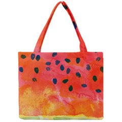 Abstract Watermelon Mini Tote Bag by DanaeStudio