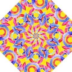 Blue And Pink Dream Hook Handle Umbrellas (medium) by DanaeStudio
