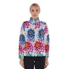 Colorful Dahlias Winterwear