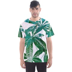 Pachira Leaves  Men s Sport Mesh Tee