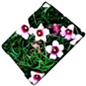 Pink Flowers Over A Green Grass Apple iPad Pro 9.7   Hardshell Case View5