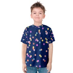 Playful Confetti Kids  Cotton Tee