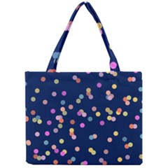 Playful Confetti Mini Tote Bag