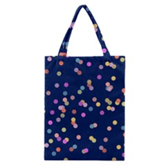 Playful Confetti Classic Tote Bag