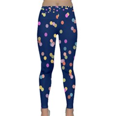 Playful Confetti Classic Yoga Leggings