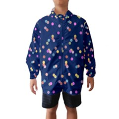 Playful Confetti Wind Breaker (kids)