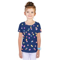 Playful Confetti Kids  One Piece Tee