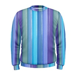 Provence Fields Lavender Pattern Men s Sweatshirt